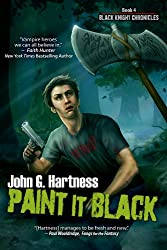 Paint It Black: 4 (The Black Knight Chronicles)