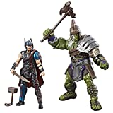 Marvel Legends Thor: Ragnarok 9,5cm Thor et Hulk 2-Pack
