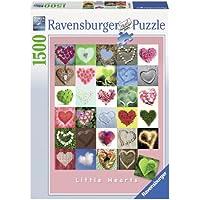 Comparador de precios Little Hearts. Puzzle 1500 Teile - precios baratos