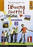 Buena suerte digital. Ediz. interattiva. Per le Scuole superiori. Con e-book. Con espansione online: 1