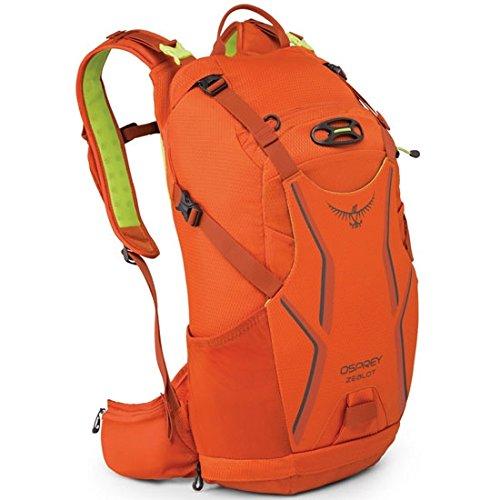 Osprey Zealot 15 Sac à Dos pour Homme Orange Taille M/L