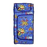 Archana Novelty Baby 4 Shelves Folding Wardrobe,Plastic,(Blue)