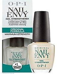 Nail Envy Original Strengthener Formula Duo Pack (Maximum Strength) 2 x 15ML