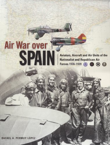 Air War Over Spain (Classic Colours) por Rafael Permuy