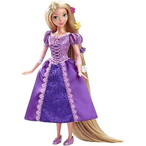 Princesas Disney - Princesa clásica Rapunzel (Mattel CDN83)