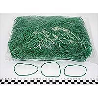 Progom - Gomas Elasticas - 100(Ø64)mm x 1.7 mm -Verde- bolsa de1kg