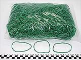Progom - Elastiques - 100(Ø64)mmx1.7mm - vert - sac de 1kg