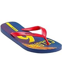 Sylt Collection - Sandalias para hombre Azul azul 44, color Azul, talla 44 EU