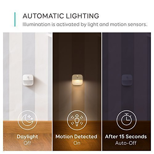 Eufy-Lumi-Stick-On-Night-Light-Warm-White-LED-Motion-Sensor-Bedroom-Bathroom-Kitchen-Hallway-Stairs-Energy-Efficient-Compact-3-pack