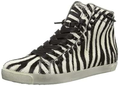 Kennel und Schmenger Schuhmanufaktur Queens 61-19760.587, Damen Sneaker, Weiß (Zebra white), EU 42.5 (UK 8.5)
