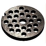 Westmark Ersatz-Lochscheibe Fleischwolf 97502260/Gr. 5, Stahl, Lochungsdurchmesser: 6 mm, 14792250