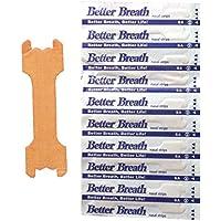 Nasenpflaster Premium - Groß (Large) - Sunglow Better Breath - gegen Schnarchen (100 Stück) preisvergleich bei billige-tabletten.eu