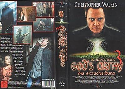 God's Army 3 - Die Entscheidung [VHS]
