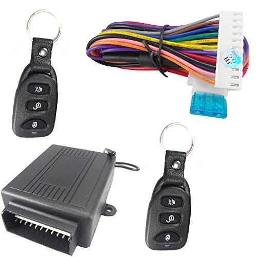 HOUTBY™ automobile di telecomando kit serratura chiusura centralizzata sistema keyless