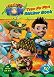 Tree Fu Tom: Tree Fu Fun Sticker Book (Tree Fu Tom Activity Book)