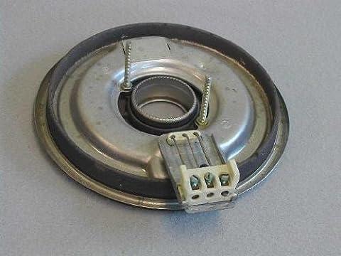 Solid réchaud: 145 mm 1500W CORSAIR-Auto Cuiseur 1500W cuisson: 145 mm, 4 mm, bords: EGO 13.14356.030 CORSAIR trou de Capteur automatique à: