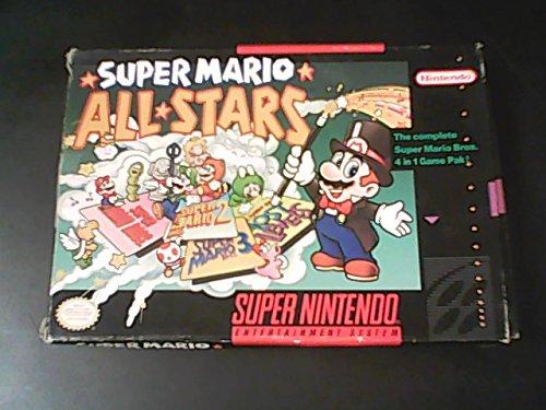Mario Super Nes (Super Mario All-Stars)