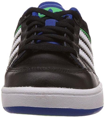 adidas Bambino sportive Nero/blu/verde/bianco