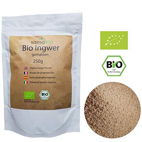 Bio Ingwerpulver 250g