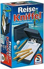 Schmidt Spiele 49091 Reise-Kniffel mit