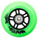 Slamm Scooter NYLON CORE WHEELS 100 mm (Grün)