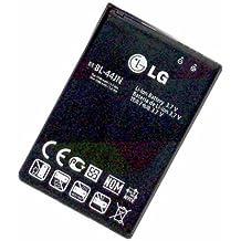 Batería de litio-ión 1500 mAh de repuesto para LG BL-44JN , , Para uso con LG P970 Optimus Black E400 Optimus L3 E510