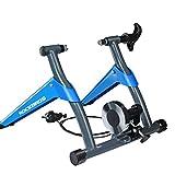 RockBros Bike Magnetic Turbo Trainer resistenza regolabile indoor Trainer per bicicletta, per bici da strada e MTB