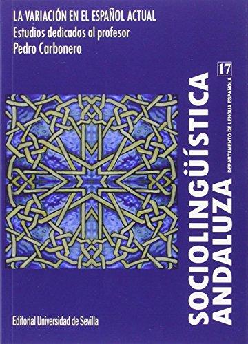 SOCIOLINGÜÍSTICA ANDALUZA 17 por AA.VV