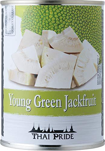 Thai Pride Jackfruit in Salzlake, 6er Pack (6 x 540 g)