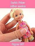 Clip: Barbie Frisur selber machen - Puppen DIY