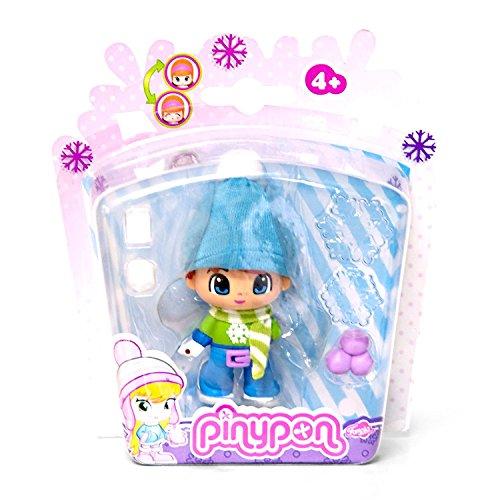 Famosa Pinypon Figuras Nieve