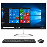 HKC AT24A 24-Inch All-in-One Desktop PC - (Black) (Intel Apollo lake N3350 Dual Core Processor, 4 GB RAM, 32 GB SSD, 32 GB HDD eMMC, Intel 500 Graphics, Windows 10 Home)