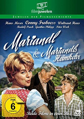 Mariandl und Mariandls Heimkehr - Doppelbox (Filmjuwelen) [2 DVDs]