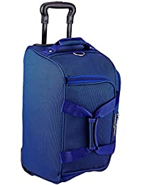Aristocrat Cactus Pro Polyester 65 cms Blue Softsided Travel Duffle (DFTCAP65BLU)