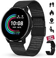 GOKOO Smartwatch Donna,Orologio Fitness Donna con Molteplici Modalità Sportive Sport Watch Tracker Activity Ca