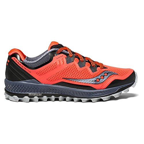 51XwSTXMlaL. SS500  - Saucony Women's Peregrine 8 Fitness Shoes
