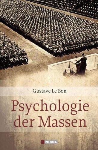 Buchseite und Rezensionen zu 'Psychologie der Massen' von Gustave Le Bon