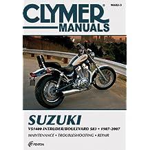 Clymer Suzuki: Vs1400 Intruder/Boulevard S83 - 1987-2007