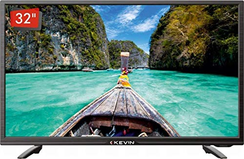 Kevin 81.3 cm (32 inches) HD Ready LED TV K56U912BT (Black) (2018 model)