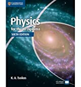 [(Physics for the Ib Diploma Coursebook with Free Online Material)] [ By (author) K. A. Tsokos, Contributions by Peter Hoeben ] [July, 2014]