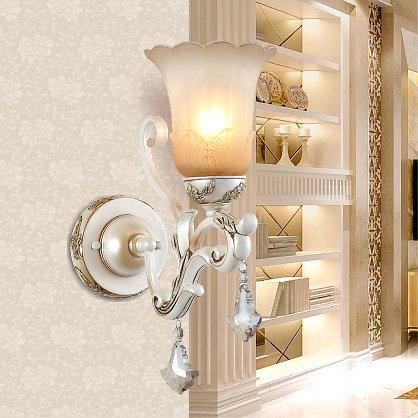 di stile Europeo e lampada da parete