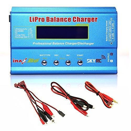 SKYRC 100% Original iMAX B6 OEM Balance Charger for LiPo, 1s-6s Li-ion,1~15cell NiMH Akku 50W Balancer LadegerÌ?t Netzteil