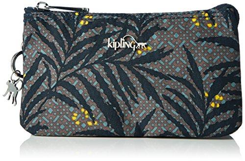 Kipling - Creativity L, Portamonete Donna Multicolore (Tropic Bloom)