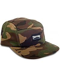 Thrasher Skullies & Beanies 5 Panel Hat