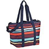 Reisenthel multibag Turnbeutel, 50 cm, 15 L, Artist Stripes