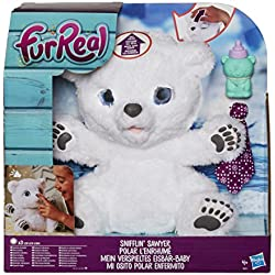 Furreal Friends Osito Interactivo,, 25 cm (Hasbro B9073EU4)