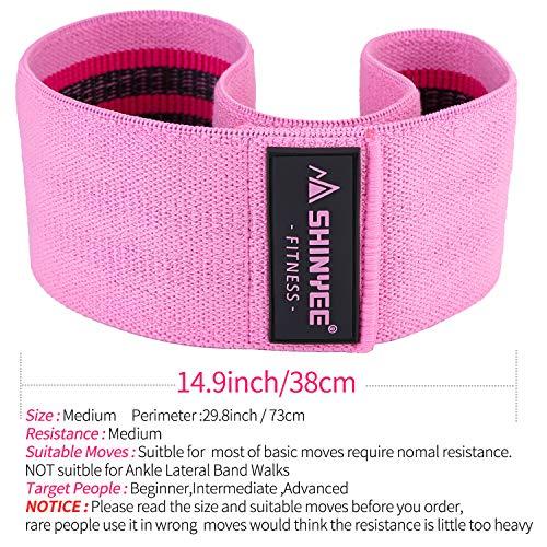Zoom IMG-2 shinyee elastici fitness banda elastica