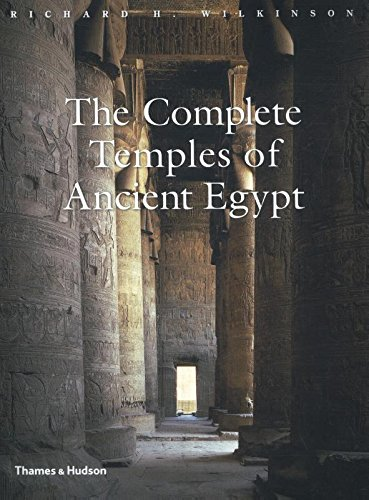 The complete temples of ancient Egypt par Richard H. Wilkinson