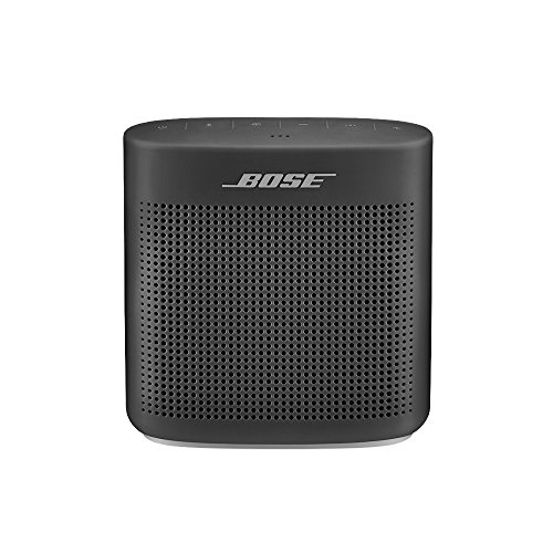 Bose SoundLink Color Bluetooth Speaker II - Schwarz