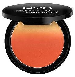 Nyx Professional Makeup Ombre Blush, Heat, 8g